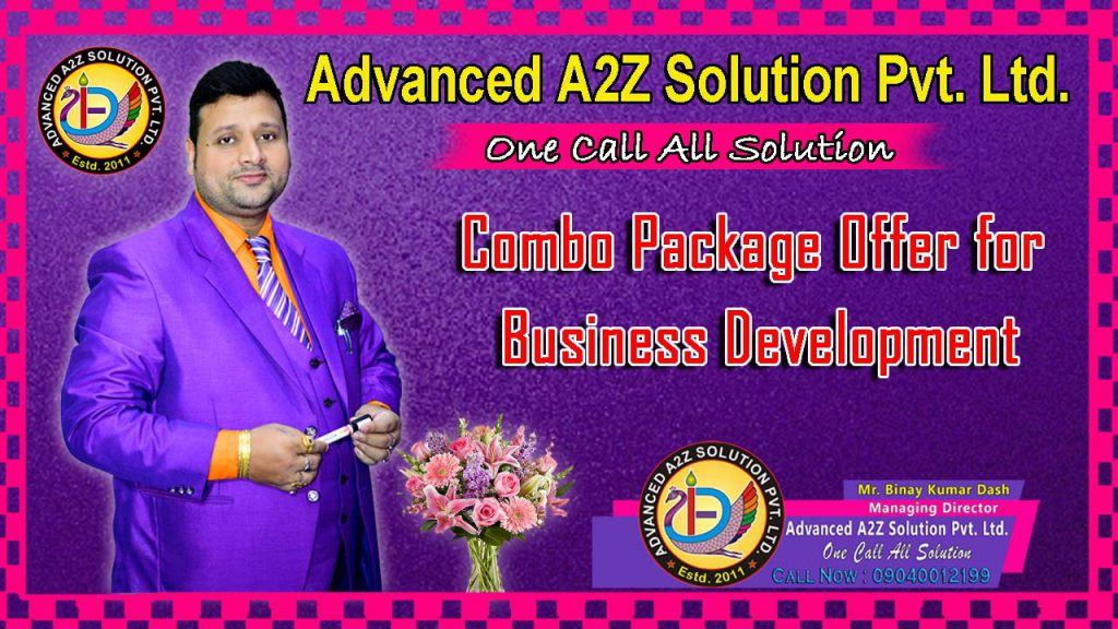 Combo Package Offer for Business Development